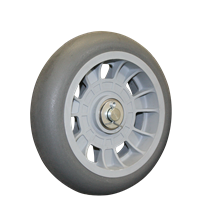 "8"" x 2-1/8 Polypropylene Wheel"