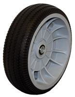 "10"" Low Profile Micro-cellular Urethane Wheels"